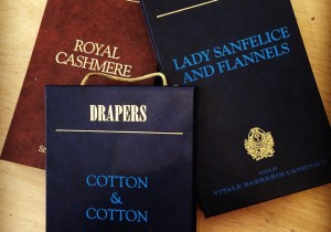 New Drapers cloth books have arrived.