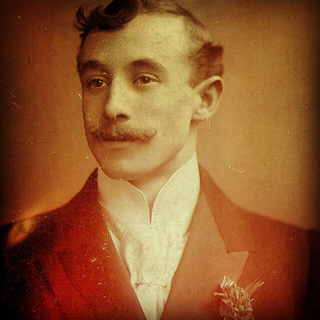 John Lockie. One of the founders of Connock & Lockie which was established in 1902. #ConnockandLockie